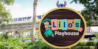 Lilo's Playhouse