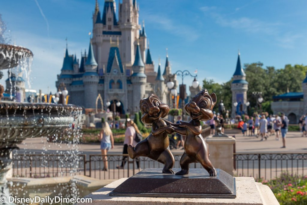 Create Your Own Disney World Touring Plan - Chip 'n' Dale
