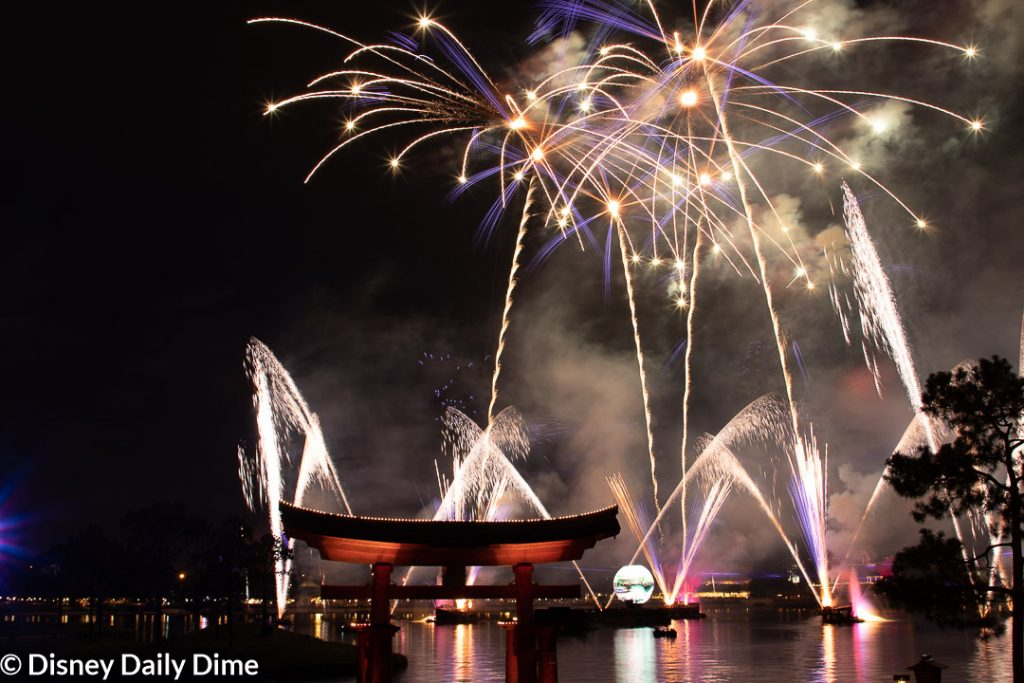 IllumiNations fireworks show ends summer 2019