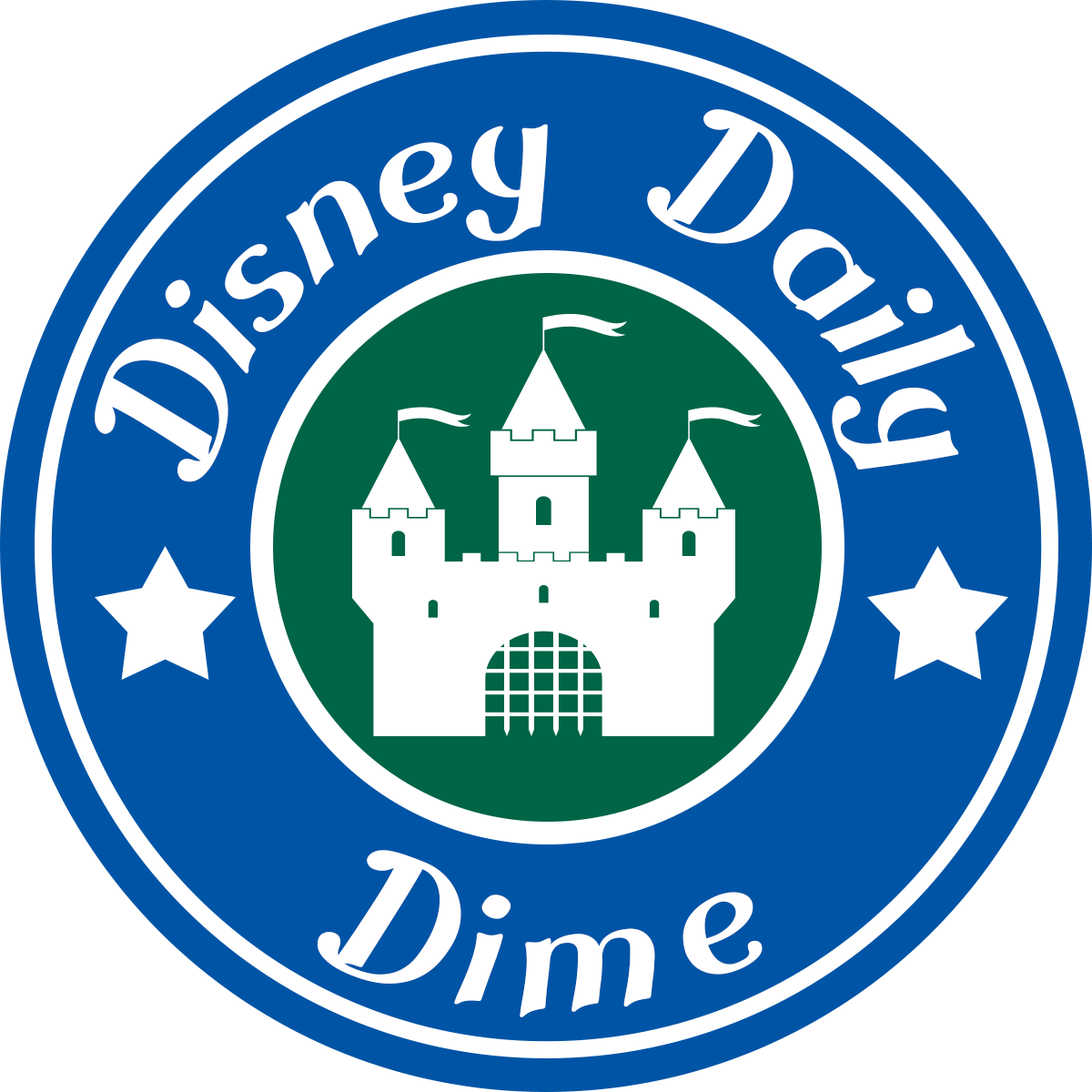 Disney Daily Dime