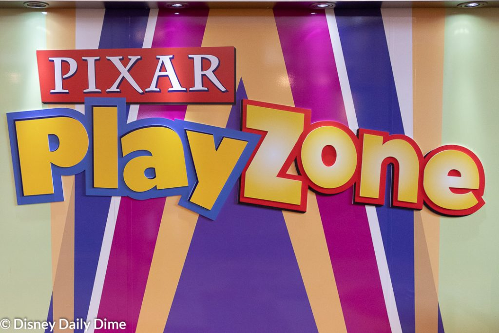 Pixar Play Zone Review