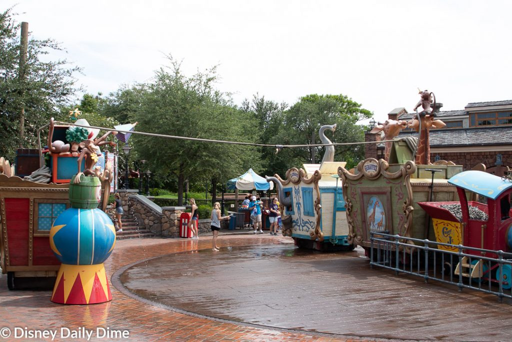 Tips to Stay Cool at Disney World