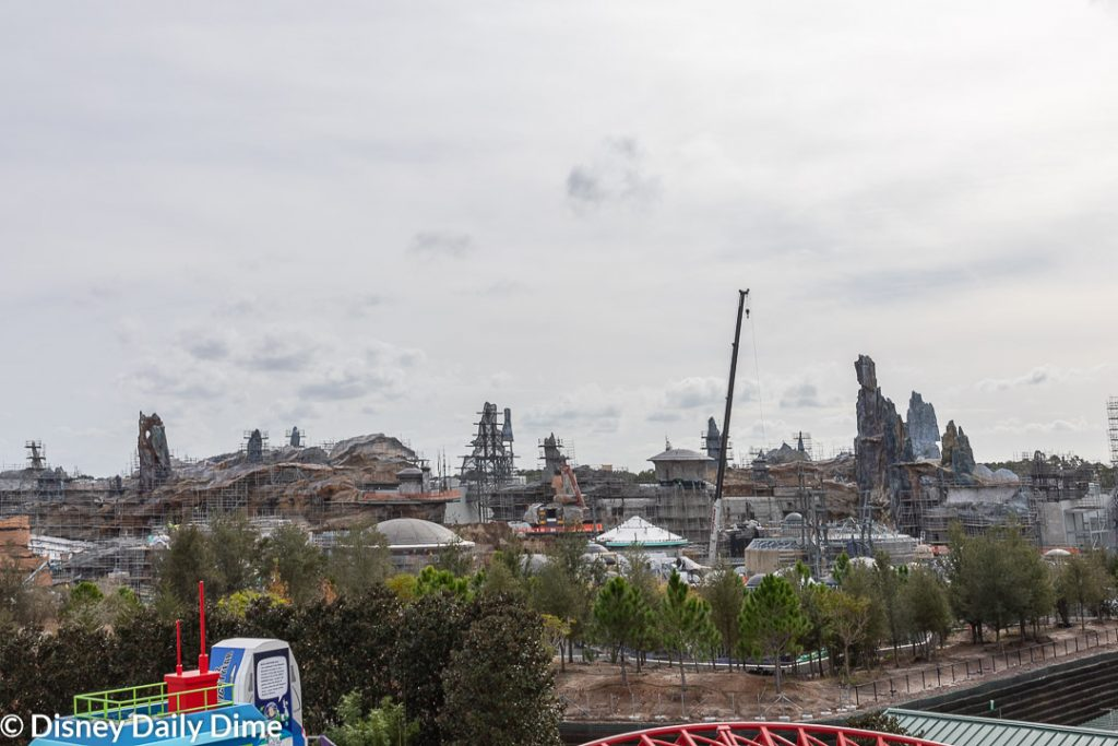 Picture of Star Wars: Galaxy's Edge at Disney's Hollywood Studios.