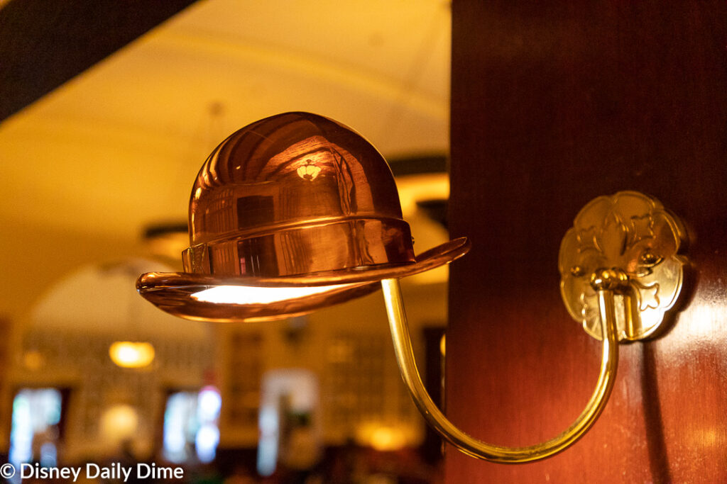 The Brown Derby is actually a hat.