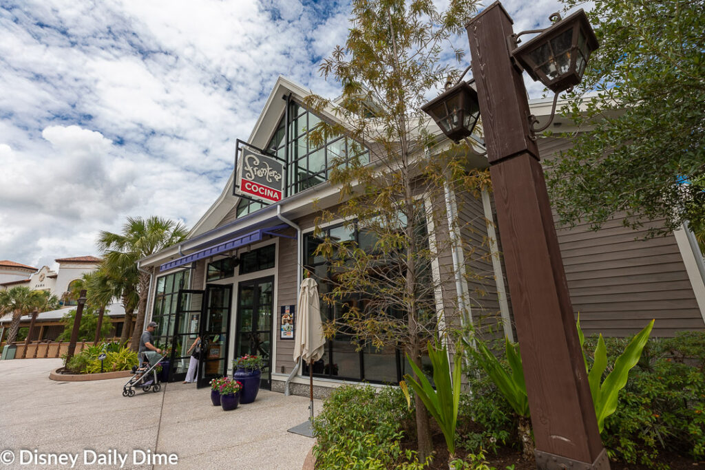 As part of our Frontera Cocina at Disney Springs review, we ate lunch here, sampling items from all sections of the menu, other than dessert.