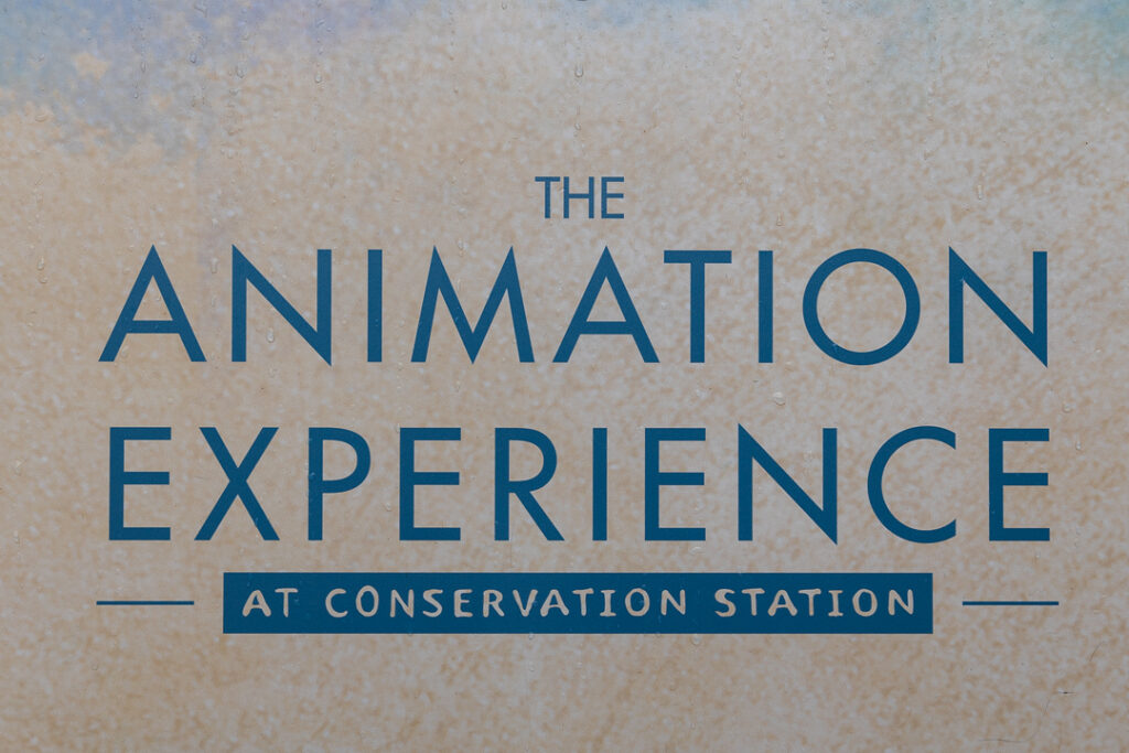 Here in our Animation Experience at Conservation Station review, we'll tell you all you need to know about this new Disney World experience.