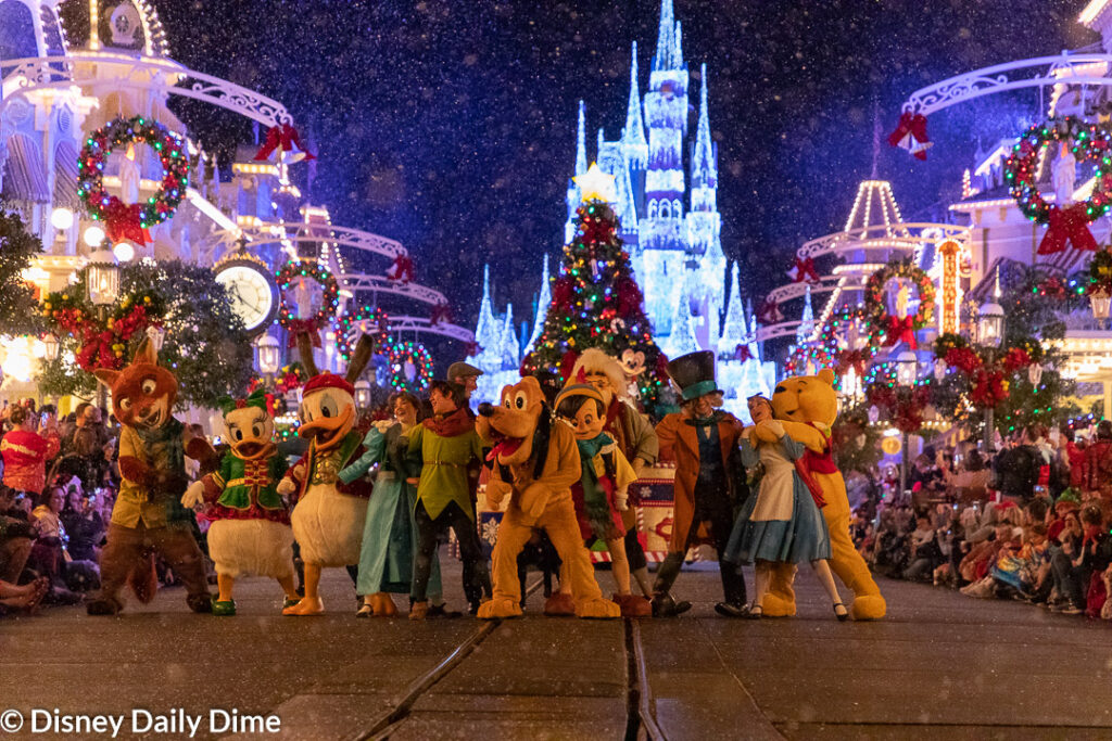 Disney Christmas Party 2020 Dates 2020 Mickey's Very Merry Christmas Party Dates Announced – But