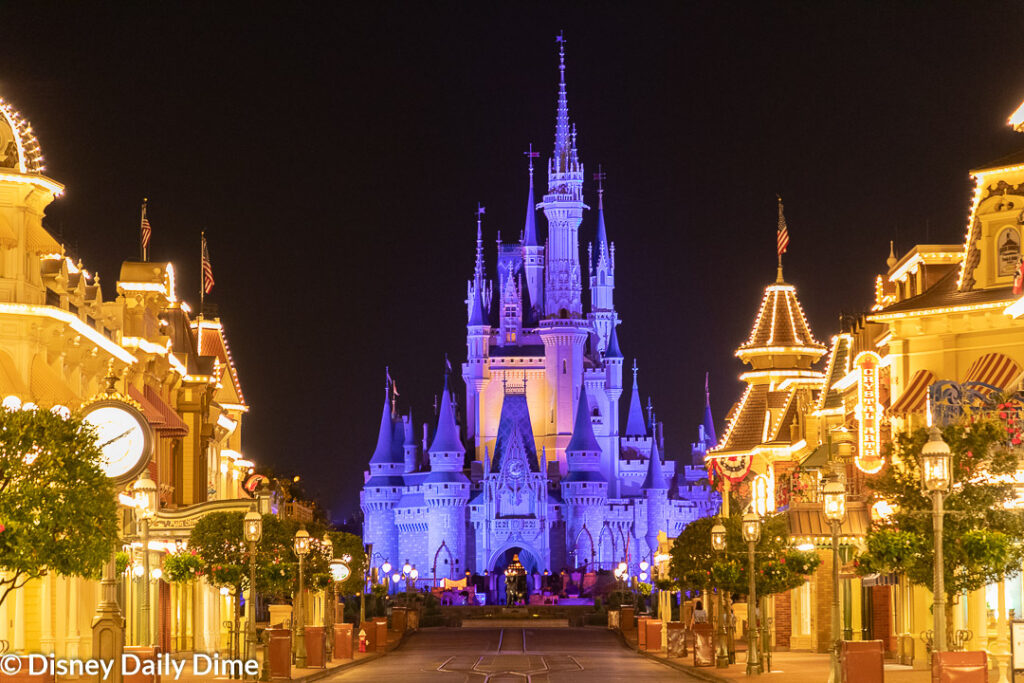 We hope this virtual day at Magic Kingdom makes you feel like your in the park when you can't be!